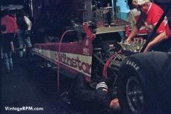 1997 NHRA Spring TF Dragster