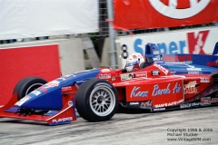 1998 GP of Houston Atlantics Race