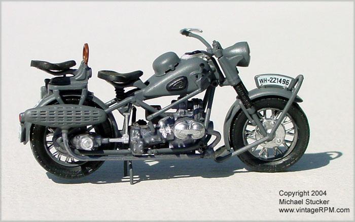 1 35 Wehrmacht Bmw R75 Vintagerpm