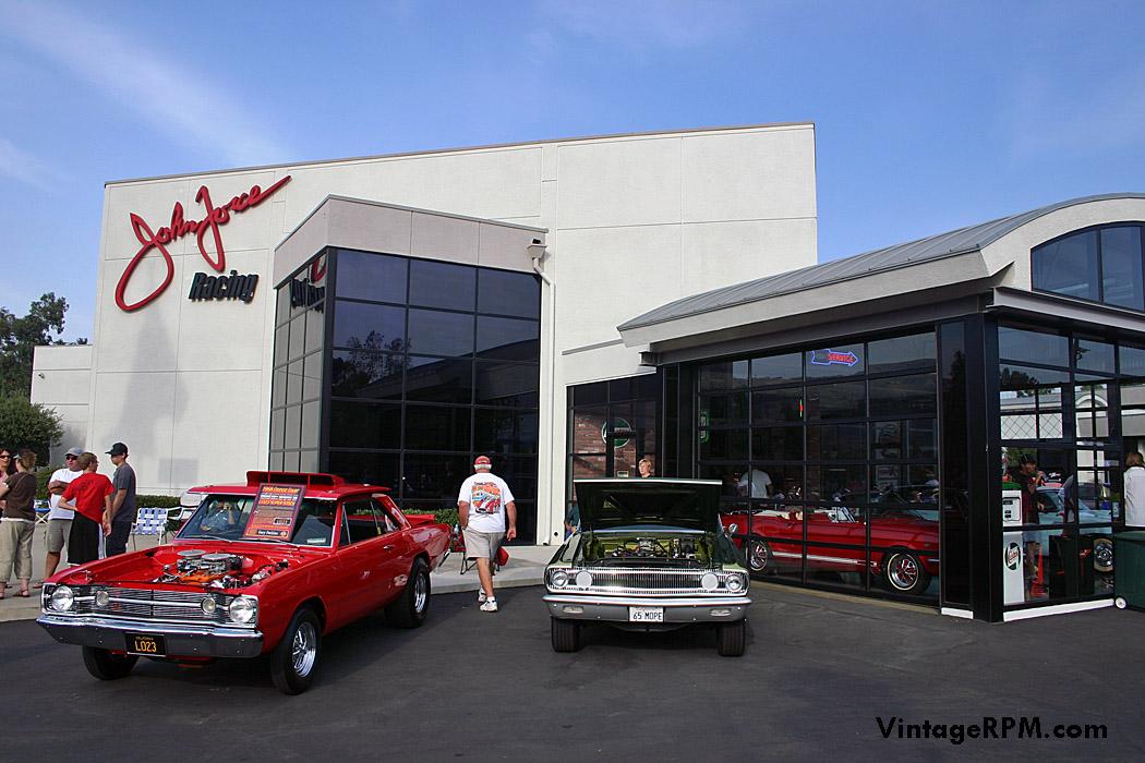 Can Am Car >> John Force Racing 2007 | VintageRPM