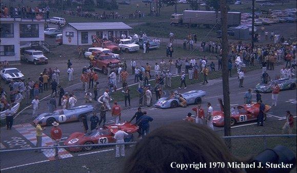 VintageRPM » Blog Archive » Watkins Glen 1970